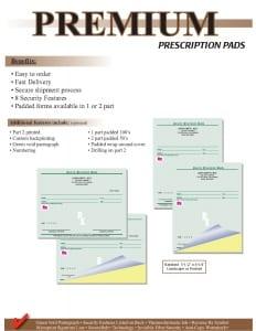 Premium Sell Sheet